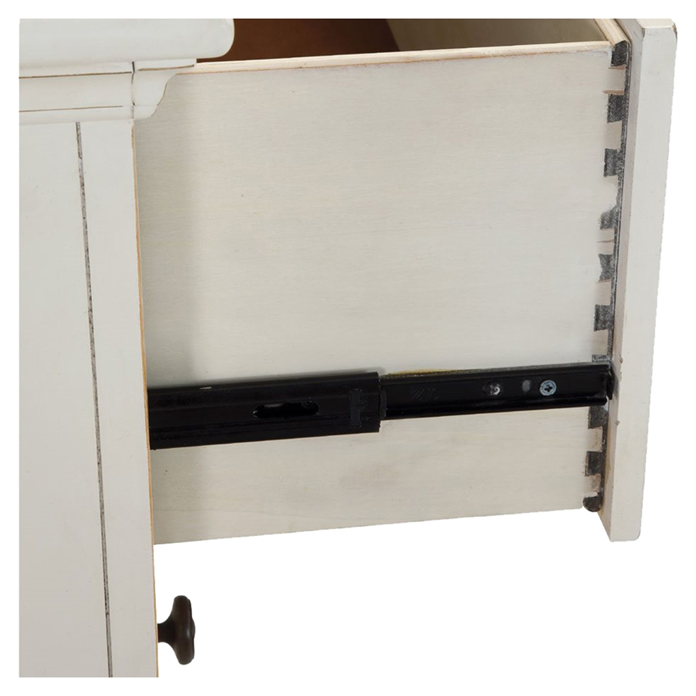 Pathways 4 Drawer Chest Antique White Dcg Stores