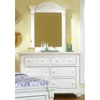 Cottage Traditions Youth White Double Dresser - AW-6510-260