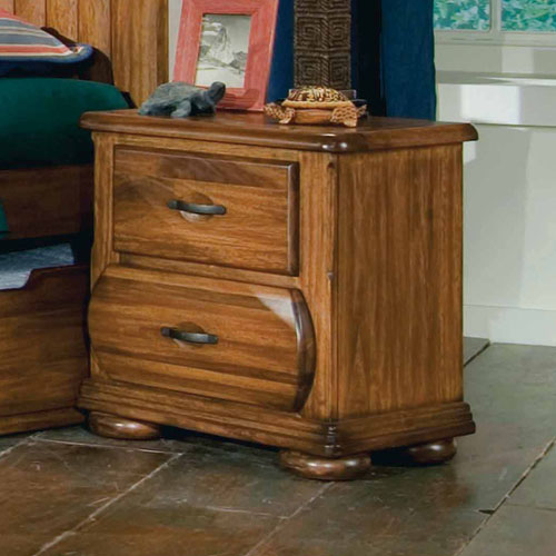 Timberline 2 Drawer Nightstand Dcg Stores