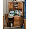Timberline Computer Desk and Hutch Set - AW-7400-342-7400-546