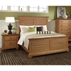 Pathways King Panel Bedroom Set in Sandstone - AW-5100-66PAN-SET
