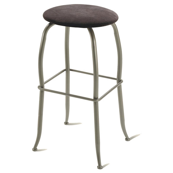 Ginny Contemporary Backless Stool - AMIS-40189