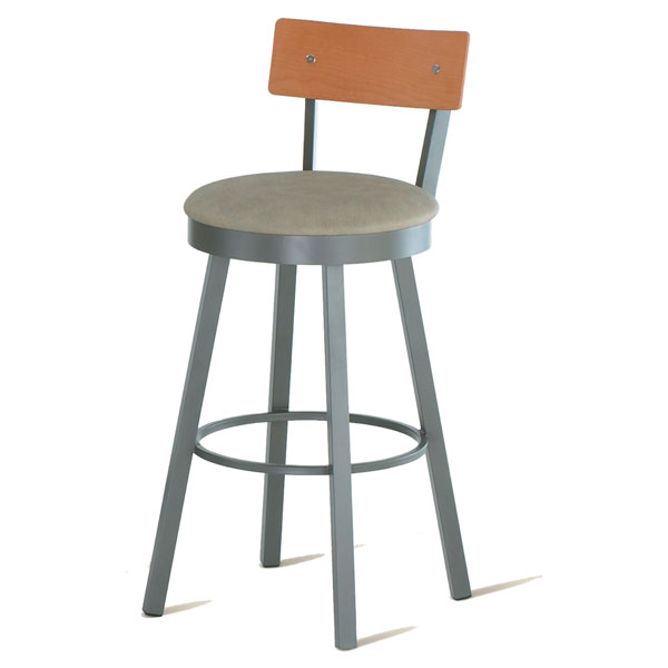 Lauren Modern Swivel Stool - AMIS-40293