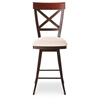 Kyle X-Back Swivel Stool - AMIS-41414