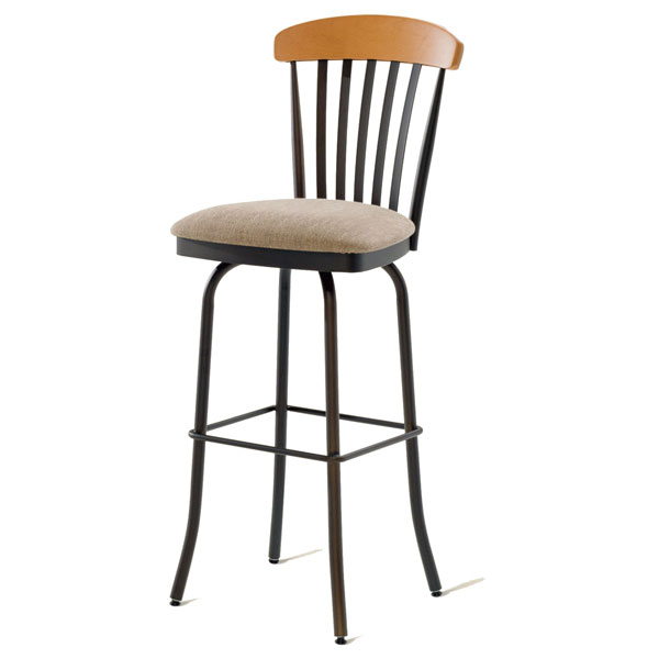 Tammy Deluxe Swivel Stool - AMIS-41418