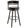 Ronny Metal Swivel Stool - AMIS-41442