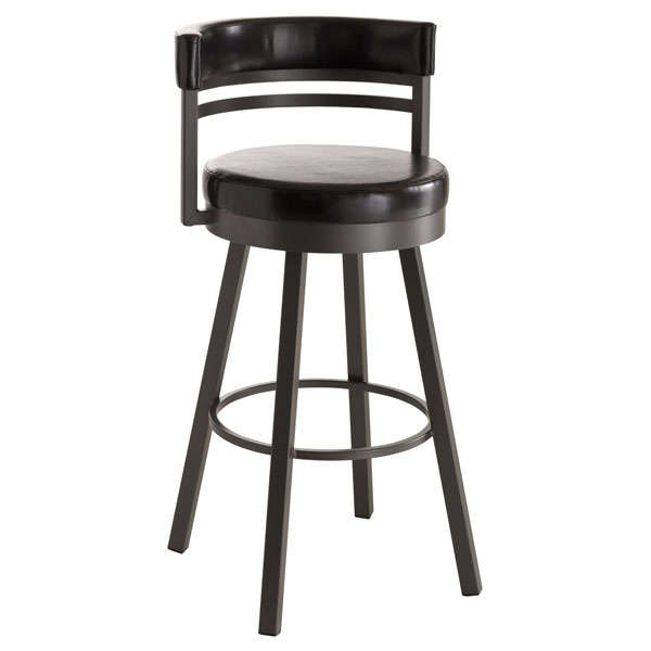 Ronny Metal Swivel Stool Dcg Stores