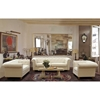 Winston Sofa Chair - Beige Linen Fabric - AL-LC10601LINA