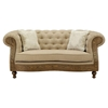Barstow Sofa Set- Sand Fabric - AL-LCBASA-SET