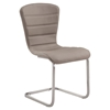Cameo Modern Side Chair - Coffee (Set of 2) - AL-LCCASICF
