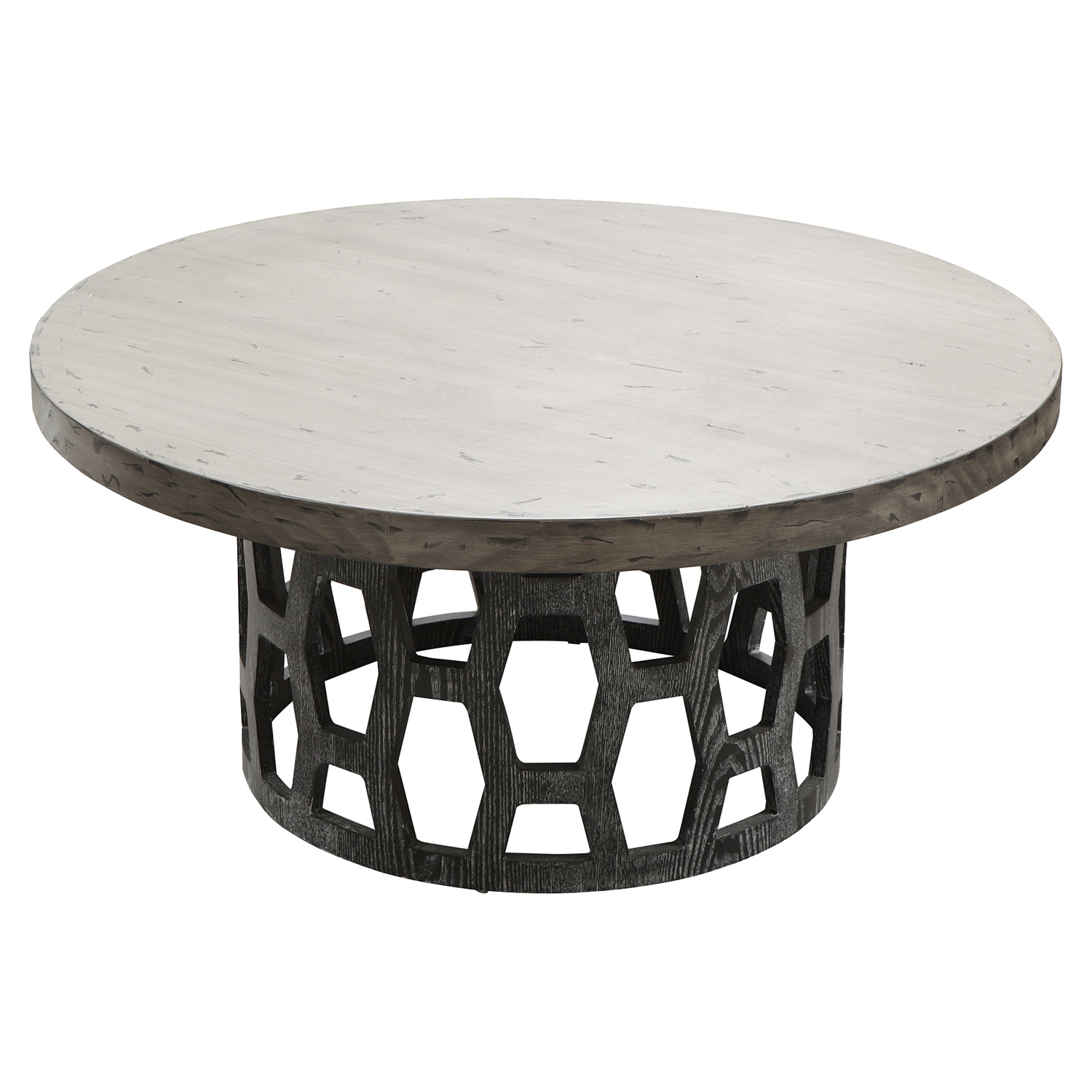 Centennial Round Coffee Table - AL-LCCNCOTO