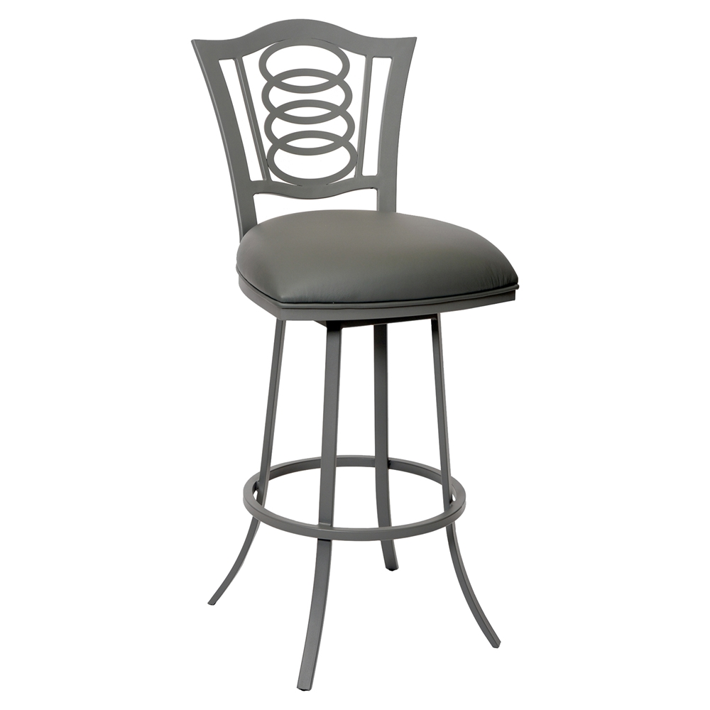 Essex 26 Quot Transitional Barstool Gray Dcg Stores