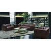 Maxton Sofa Set - Brown - AL-LCMX-BR-SET