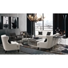 Skyline Sofa - White - AL-LCSK3WH