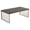 Skyline Coffee Table - Charcoal Top - AL-LCSKCOBLMT
