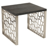 Skyline End Table - Charcoal Top - AL-LCSKLABLMT