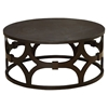 Tuxedo Round Coffee Table - AL-LCTUCO