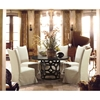 Brilliant Tuxedo 5 Piece Dining Set Bralicious Painted Fabric Chair Ideas Braliciousco