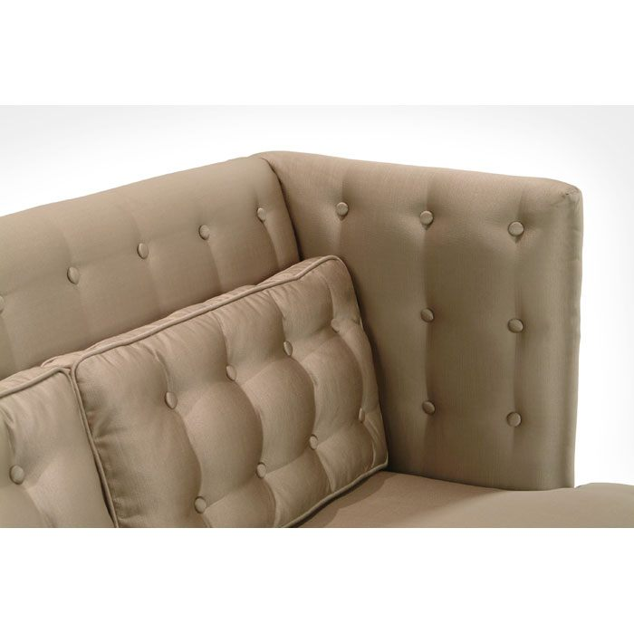 Noho Chic Tufted Loveseat - AL-LC10062X