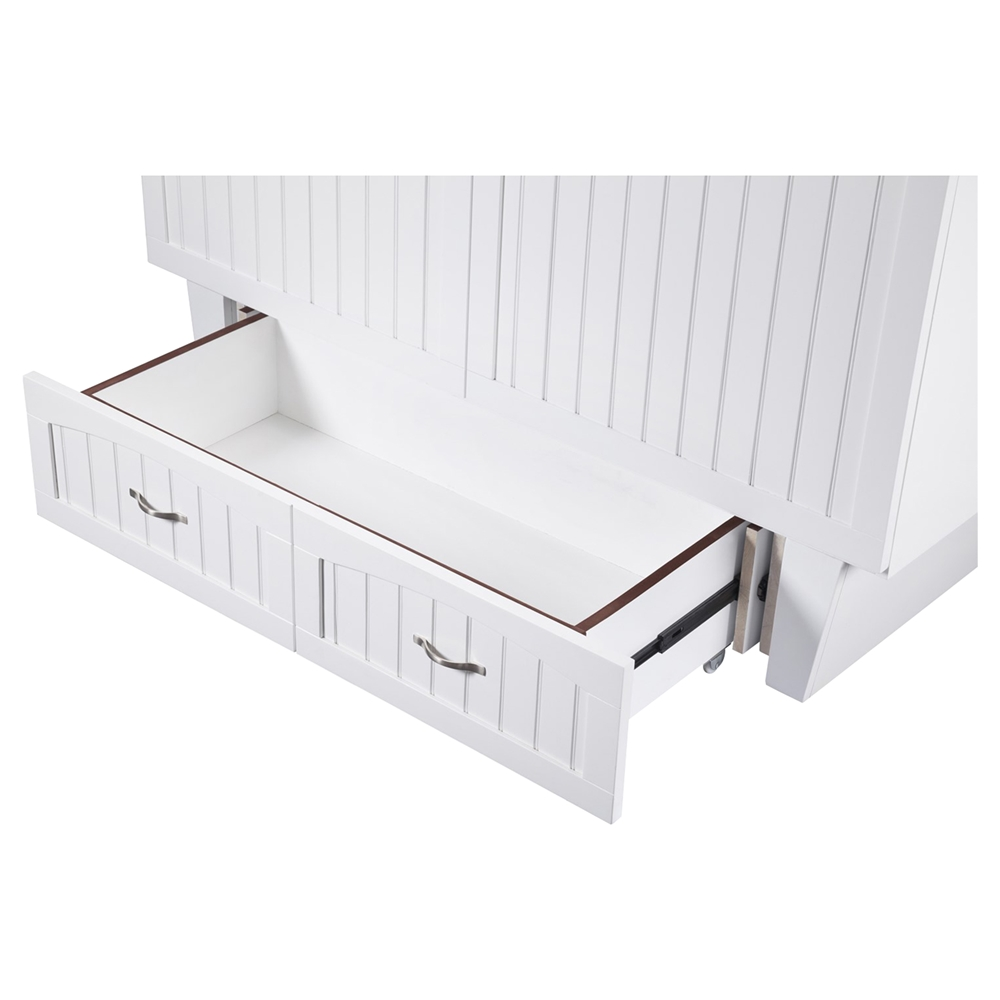 Nantucket Queen Murphy Bed Chest 1 Drawer Dcg Stores
