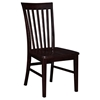 Mission Dining Chairs - Slat Back (Set of 2) - ATL-AD77114