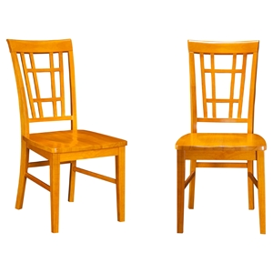 Montego Bay Dining Chair - Wood (Set of 2)