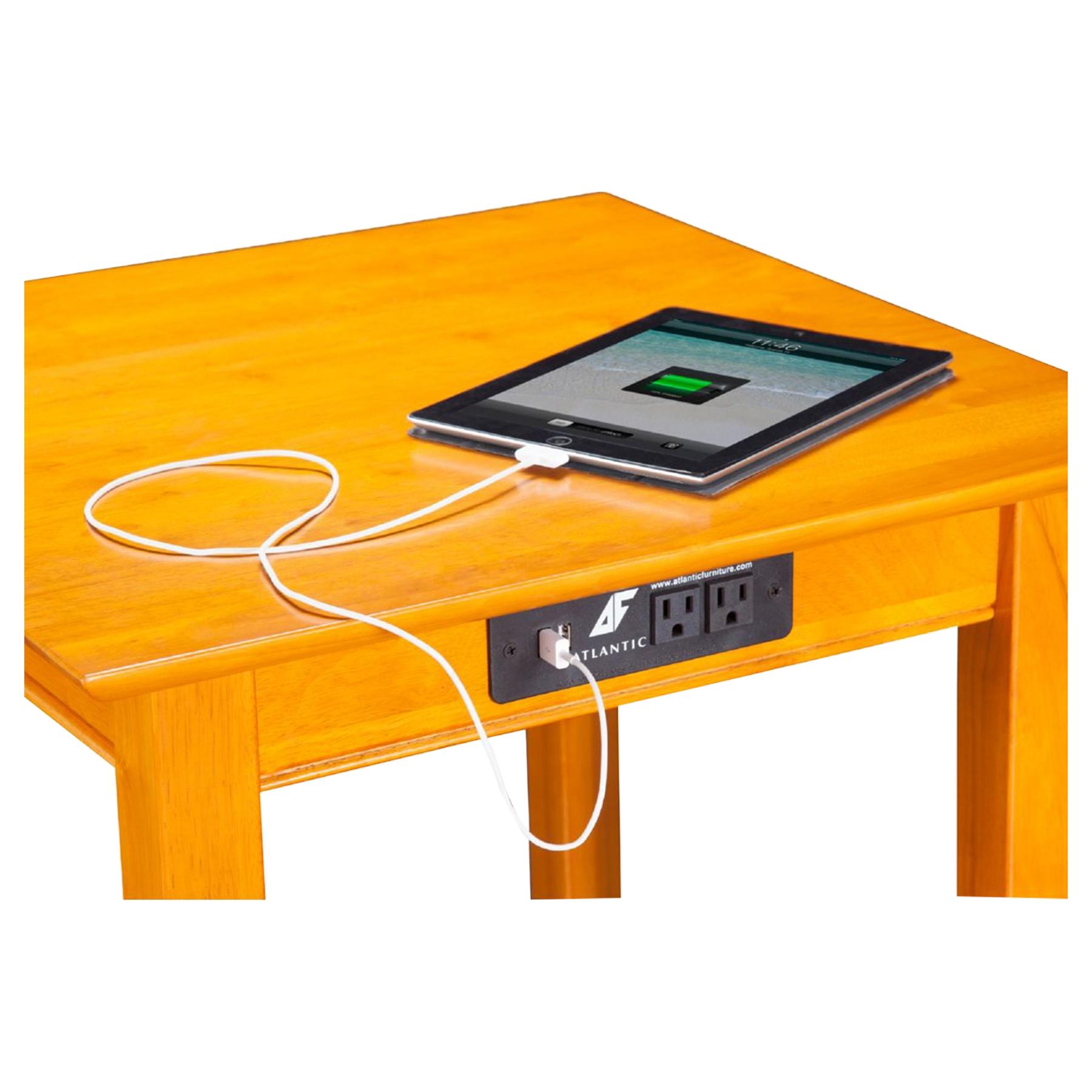 ... Shaker Printer Stand   Charging Station   ATL AH1011