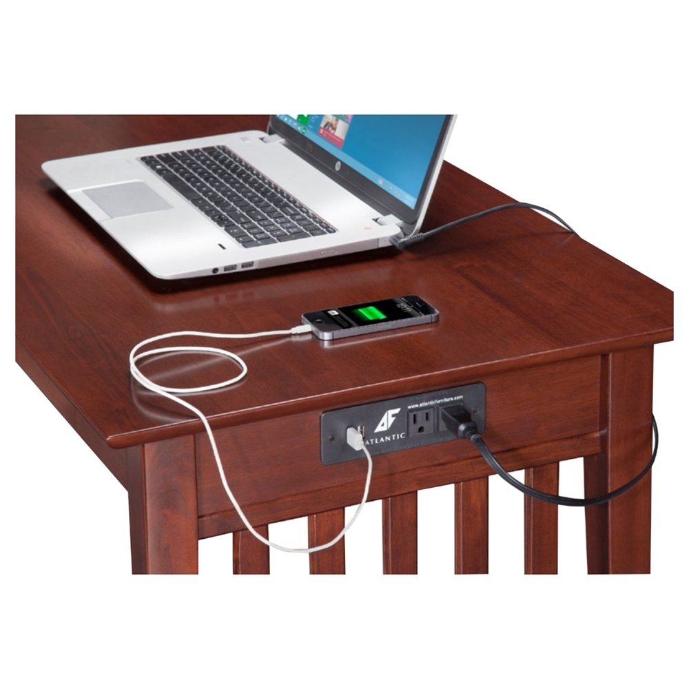 Mission Office Desk 1 Drawer Charging Station Dcg Stores