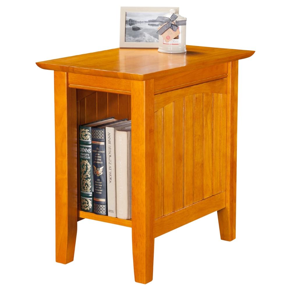 Nantucket Chair Side Table Rectangular DCG Stores