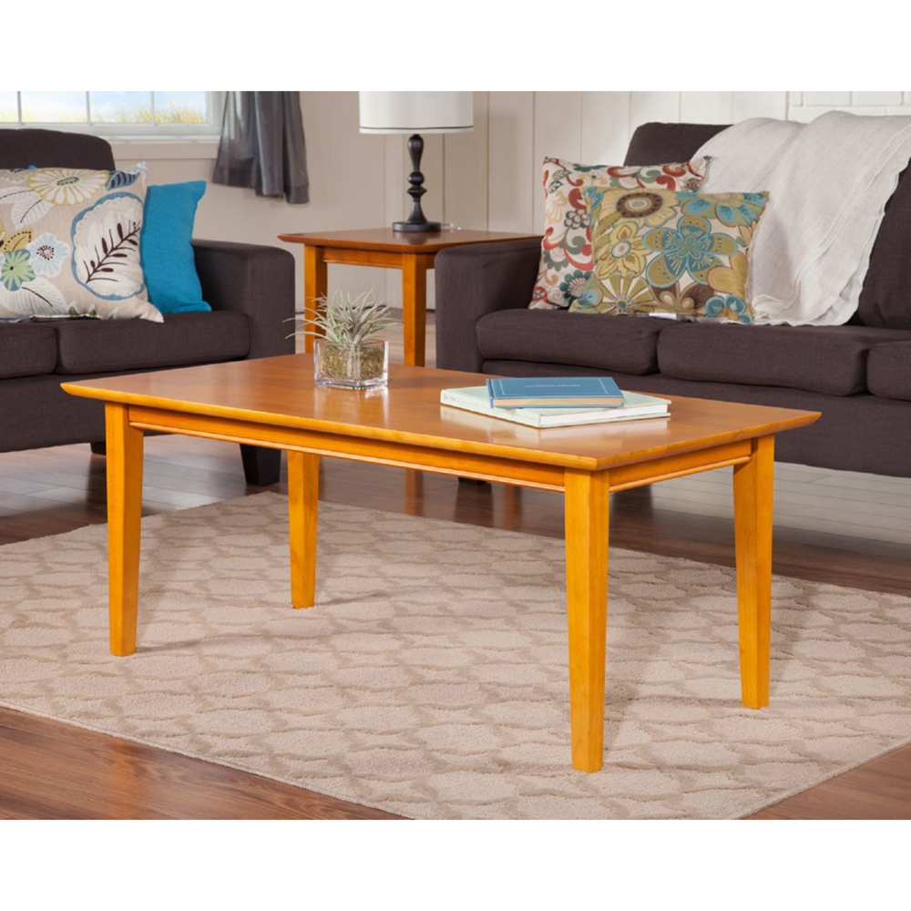 Shaker Coffee Table Rectangular Dcg Stores