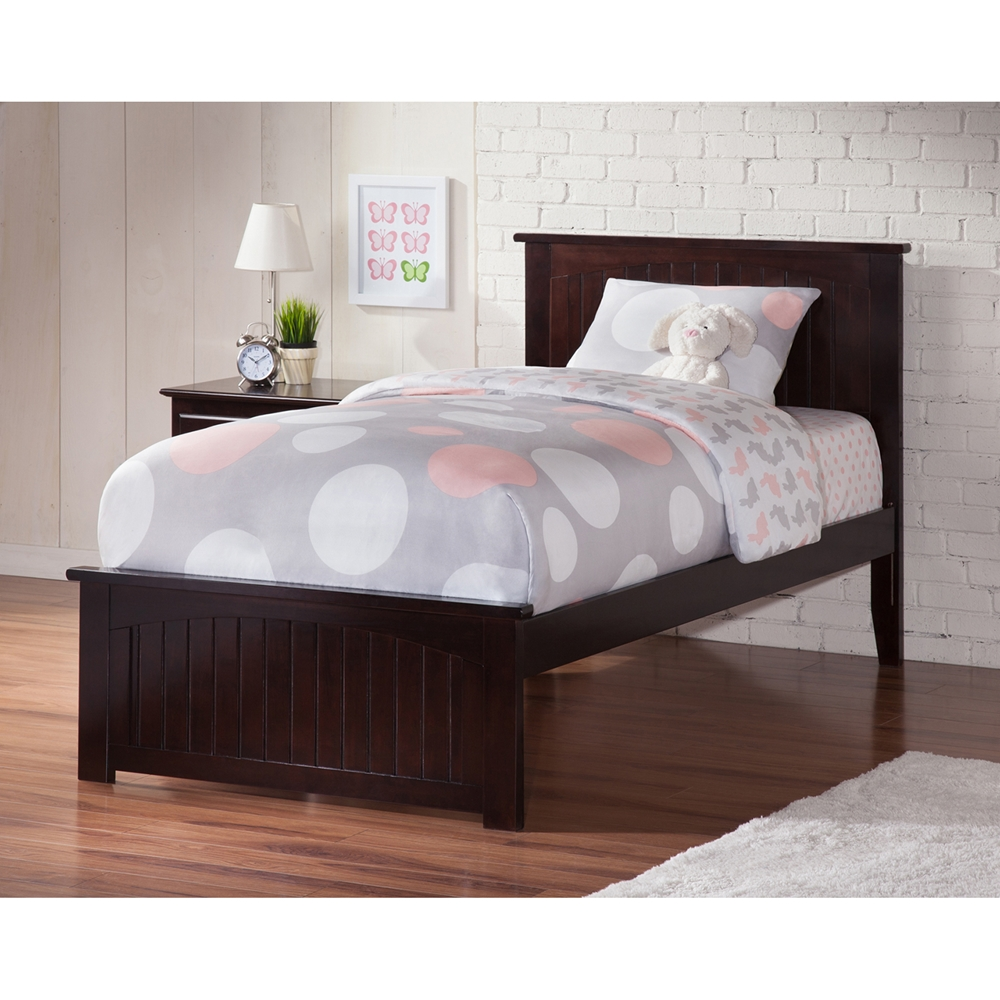 Nantucket Wood Bed Matching Foot Board Dcg Stores