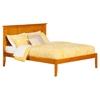Madison Platform Bed - Caramel Latte - ATL-AR86-1037