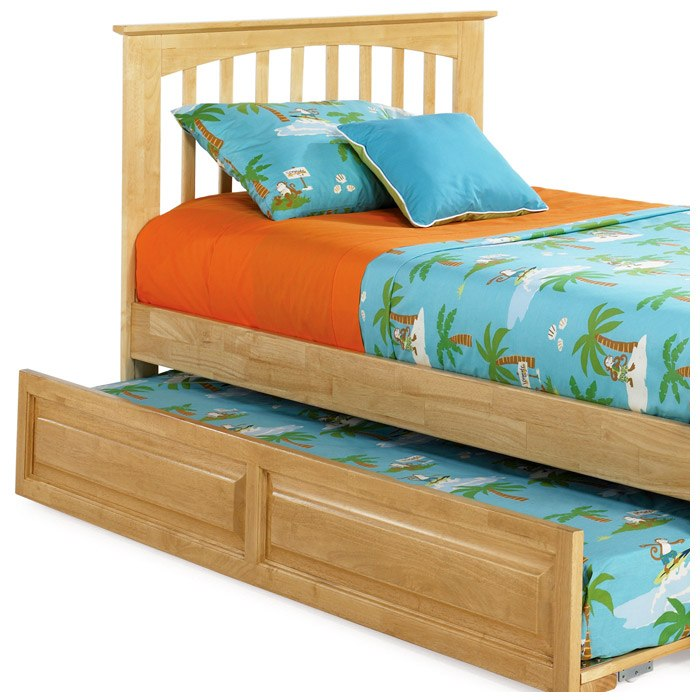 Brooklyn twin platform bed w open footrail dcg stores for Brooklyn bedding sale