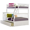 Columbia Twin Over Full Bunk Bed and Trundle - ATL-AB5523