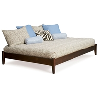 Concord Platform Bed w/ Open Footrail