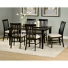 Deco 60 x 36 Solid Top Dining Table w/ Tapered Legs - ATL-DE60X36SDT