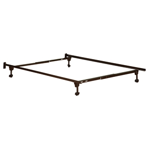 63123 Metal Bed Frame - Glides