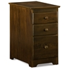 3-Drawer File Cabinet with Wooden Knobs - ATL-H-8013