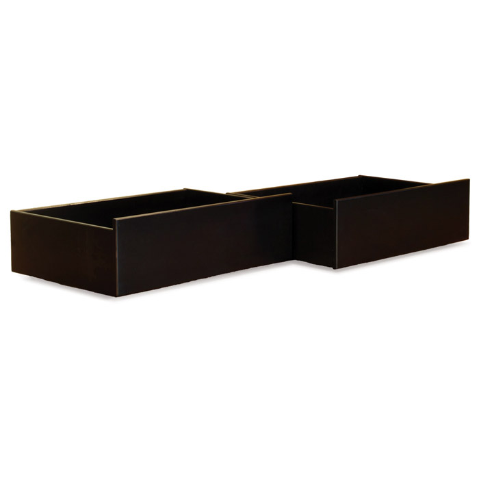Platform Beds W Drawers : Miami platform bed w flat panel footboard and drawers in