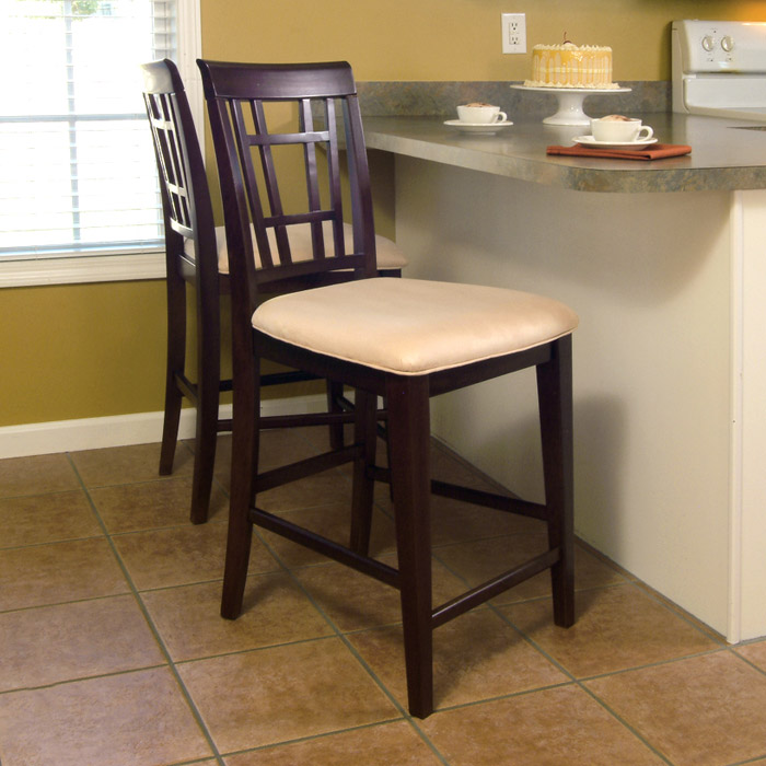 Montego Bay 25 5 Counter Stool Oatmeal Cushion Dcg Stores