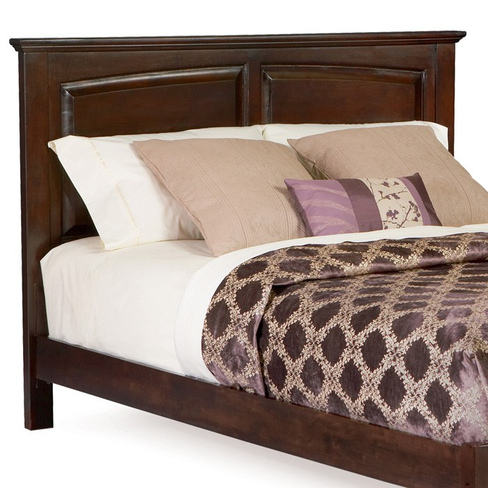 Monterey Traditional Headboard in Antique Walnut - ATL-P-868X4