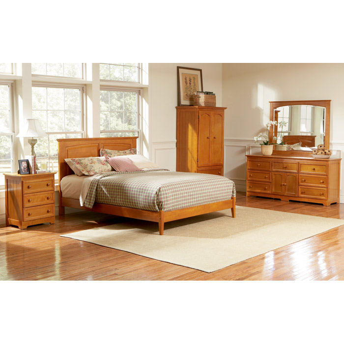 Carpentry Cotterell Carpentry Shaker Style Bedroom