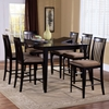 Montreal 60 x 42 Contemporary Pub Table w/ Butterfly Extension - ATL-MO60X42PTBL
