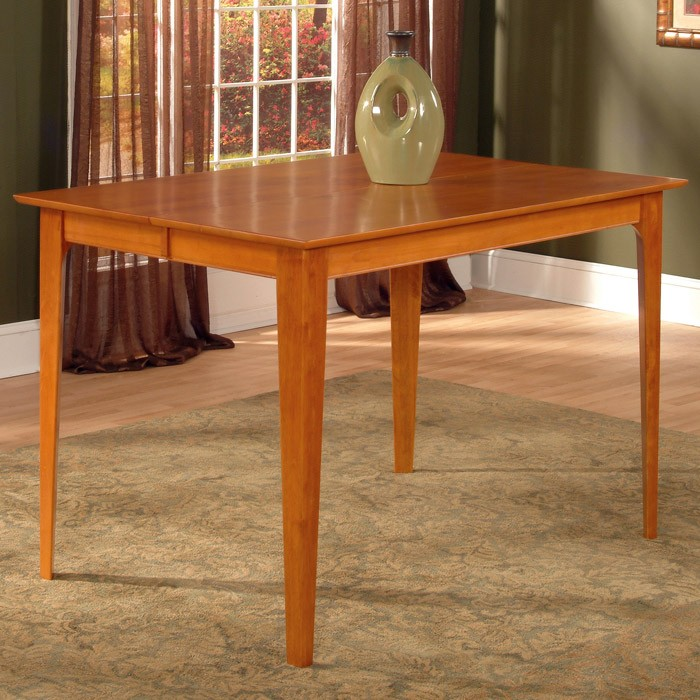 Furniture Montreal: Montreal 54 X 54 Contemporary Pub Table W/ Butterfly