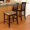 Montreal Contemporary Square Pub Table w/ 4 Pub Chairs - ATL-MO39X39SPT5PC