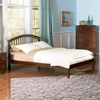 Studio Richmond Platform Bed w/ Open Footrail