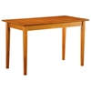 Shaker Wooden Desk / Work Table with Tapered Legs - ATL-AH1110