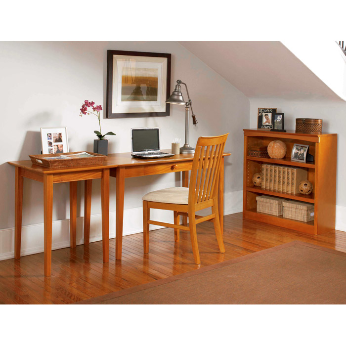 Charmant ... Shaker Single Drawer Desk / Writing Table   ATL AH1210