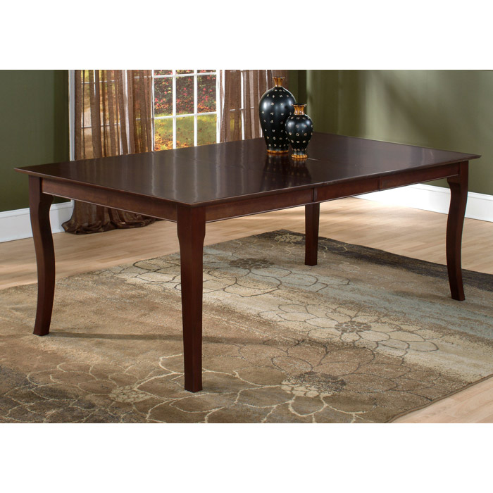 Venetian 78 X 42 Butterfly Extension Dining Table W