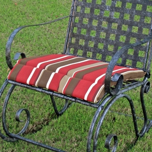 22%27%27 x 22%27%27 Rocker Chair Outdoor Cushion